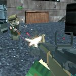 Pixel GunGame Space Jail Multiplayer
