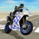 Police Bike Metropolis Simulator