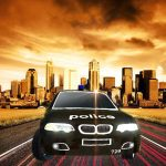 Police Drift Automotive