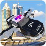 Police Flying Automotive Simulator