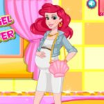 Pregnant Ariel Precise Makeover