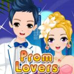 Pretty Promenade Lovers
