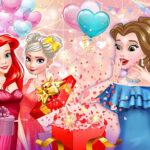 Princess Bridal Bathe Celebration