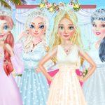 Princess Collective wedding ceremony
