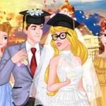 Princess College Campus Wedding ceremony ceremony