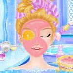 Princess Salon Frozen Event
