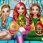 Princesses Easter Gratifying