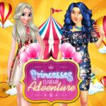 Princesses Funfair Journey
