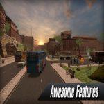 Precise Metropolis Coach Bus Simulator