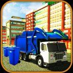 Freeway Garbage Dump Truck Cleaner