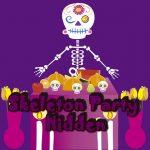 Skeleton Celebration Hidden
