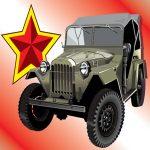 Soviet Autos Jigsaw