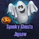 Spooky Ghosts Jigsaw
