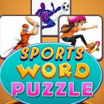 Sports activities actions Phrase Puzzle
