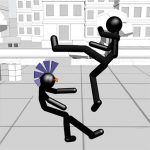 Stickman Stopping 3D