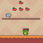 Tremendous Frog