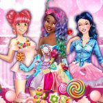 Sweet Get along with Princesses