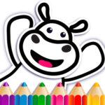 Toddler Coloring Sport