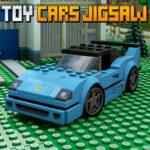 Toy Automobiles Jigsaw
