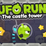 UFO Run. The fort tower