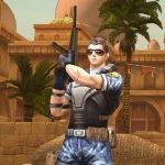 Wrestle Gun Commando
