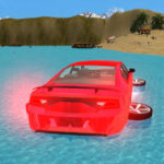 Water Automotive Looking 3D