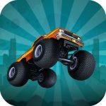 Zombie Monster Truck Battle Sport 2D