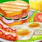 3D Breakfast Prapare