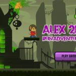Alex 2D Run Journey