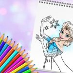 Fantastic Princess Coloring E-book