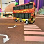 American Soccer Passenger Bus Recreation