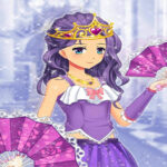 Anime Princess Kawaii Gown Up
