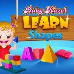 Little one Hazel Learns Shapes