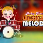 Little one Hazel Musical Melody