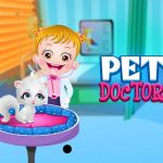 Youngster Hazel Pet Doctor