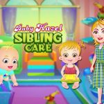 Youngster Hazel Sibling Care