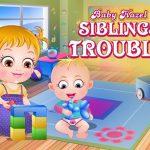 Little one Hazel Sibling Trouble