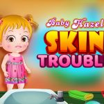 Youngster Hazel Pores and pores and skin Trouble