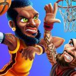 Basket Swooshes – basketball sport