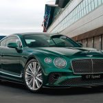 Bentley Continental GT Velocity Slide