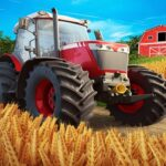 Large Farm: On-line Harvest – Free Farming Recreation