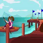 Boat Lady Escape