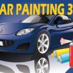 automotive portray 3D