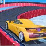 Automotive Sky Stunt