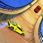 Automotive Sky Stunts