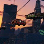 Automotive stunt