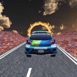 Automotive Stunt Race Trial