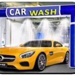 Automotive Wash Saloon
