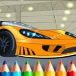Automobiles Coloring World