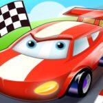 Automobiles Race